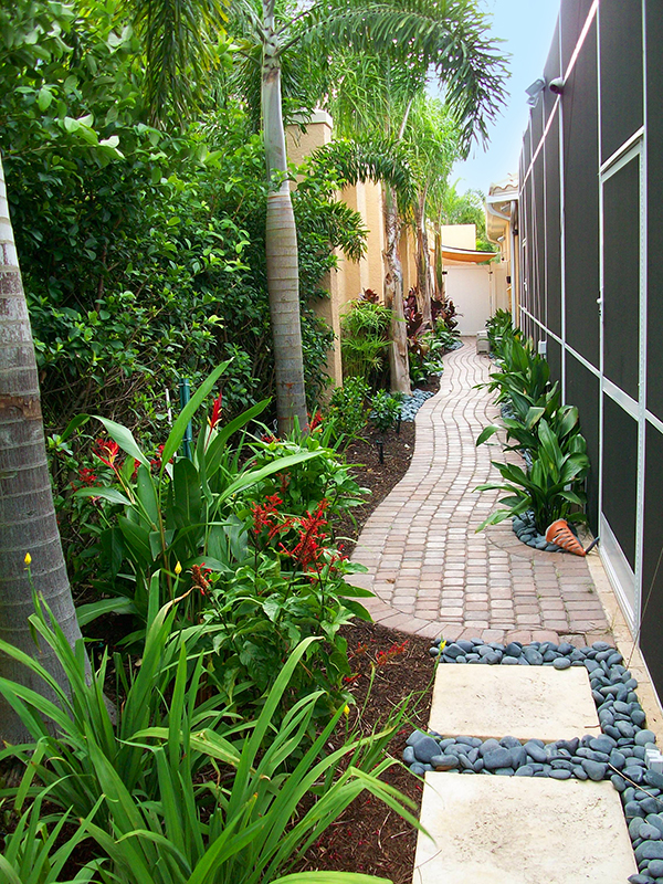 landscaped-pathway