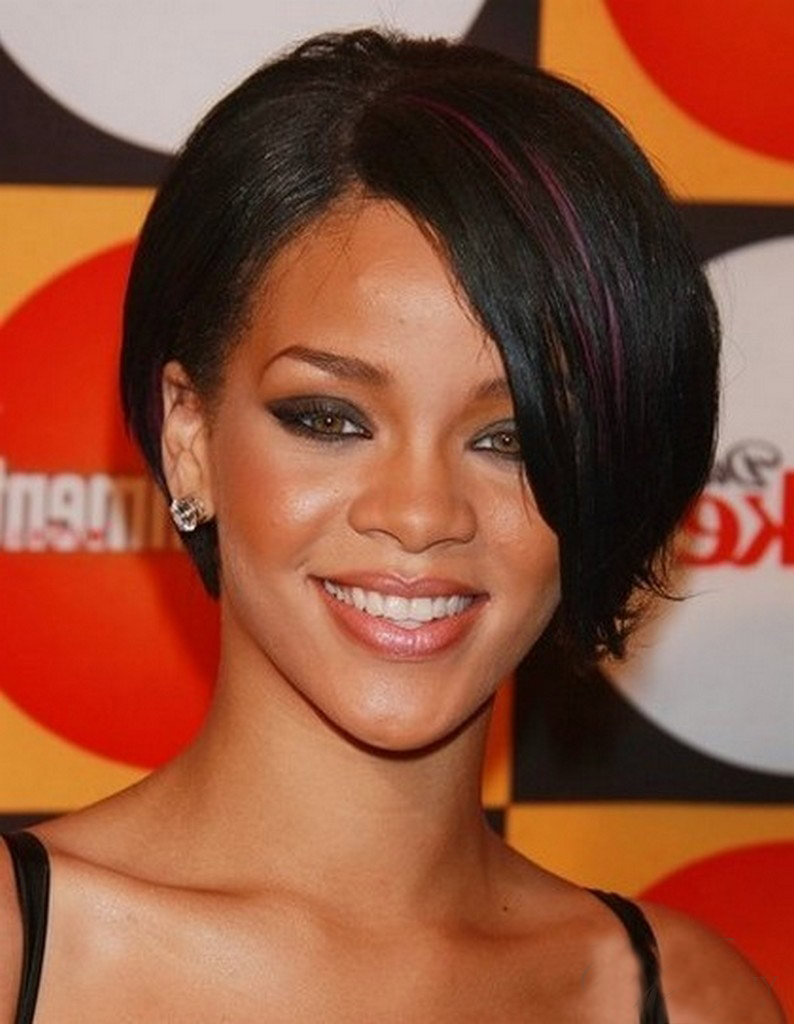 Choosing-The-Right-Type-of-Short-Bob-Hairstyles-With-Layers-For-Black-Women-Cute
