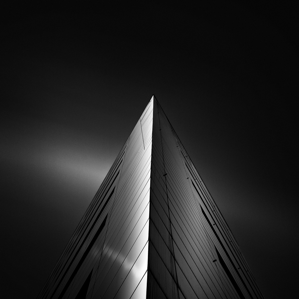 modern black and white amzing picture