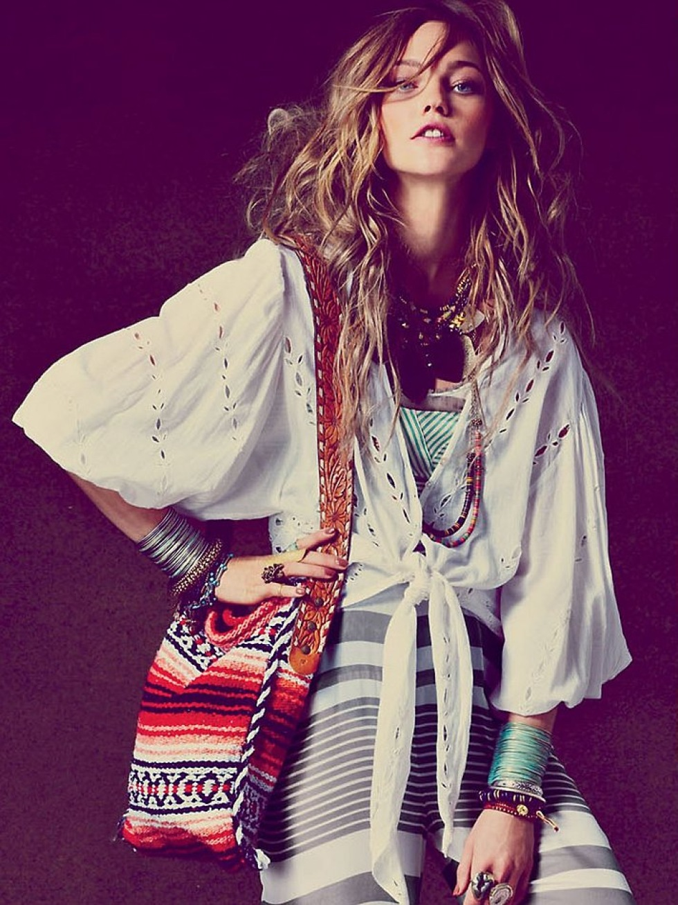 Bohemian-Style-clothing-for-women