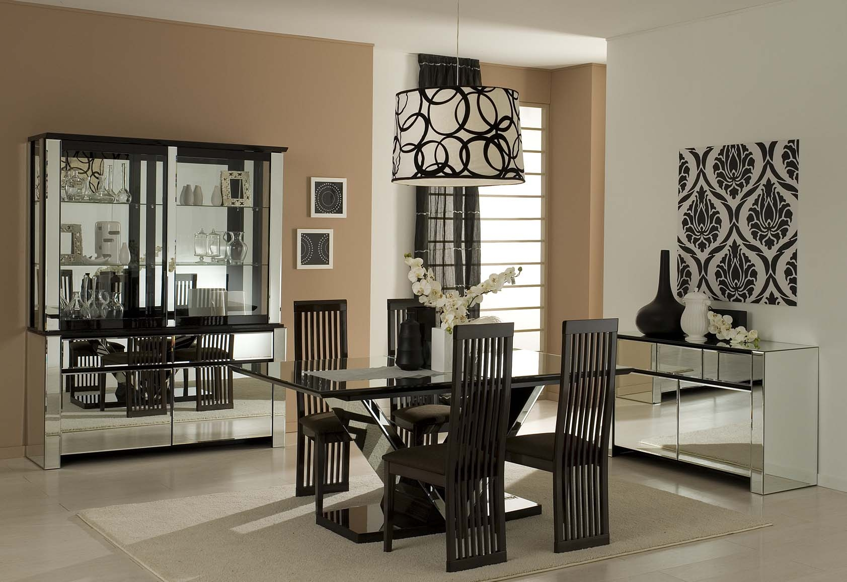 Amazing And Cozy Modern Dining Room Ideas For Inspiration