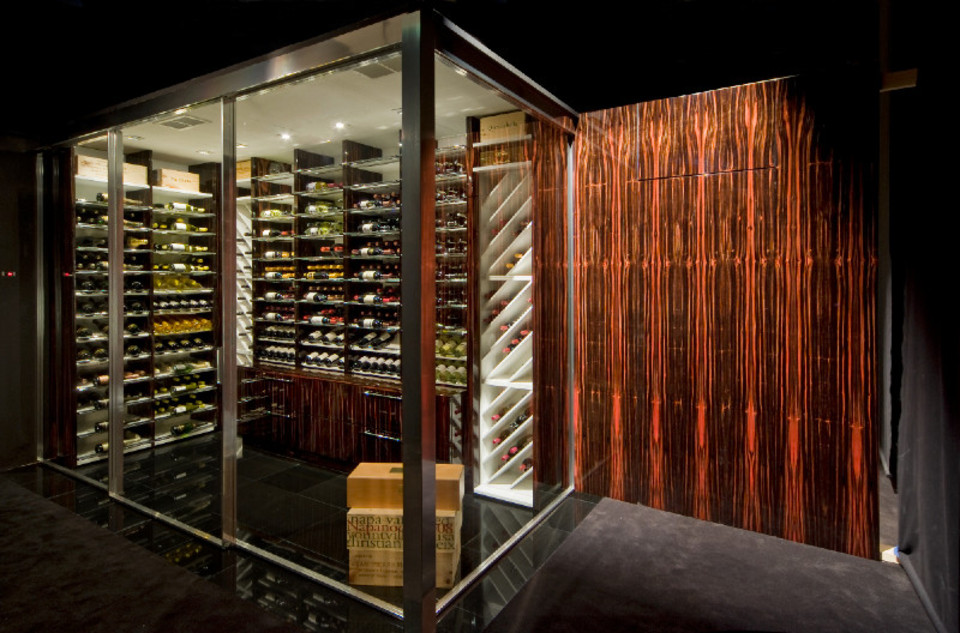 Wine Modern Cellar Best Design Ideas