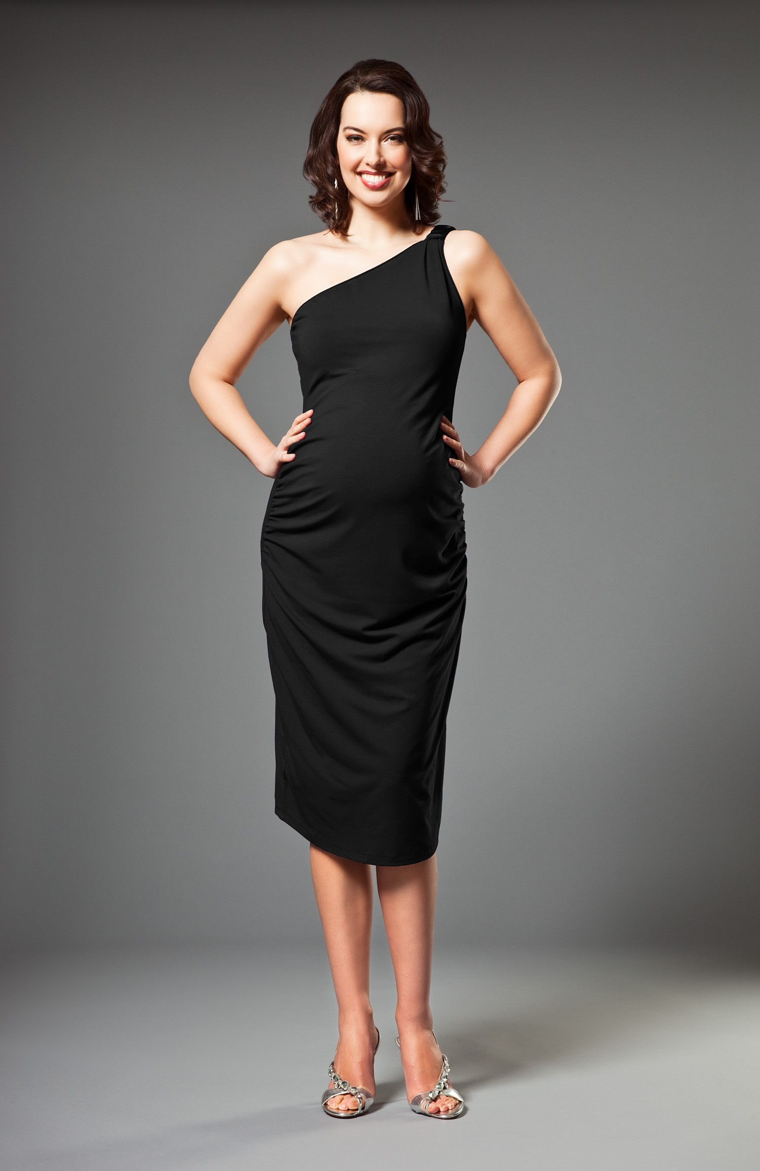 black maternity dress target