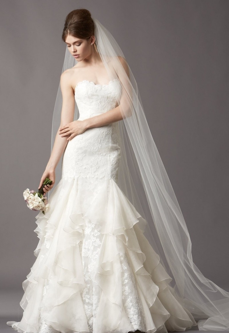 Casual Wedding Gowns in Fashion by Castle Bridal