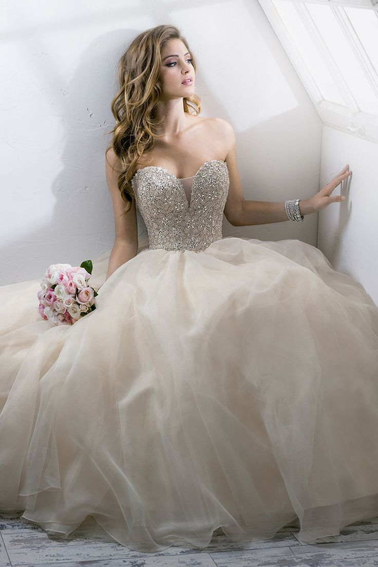 Remarkable Princess Wedding Dresses