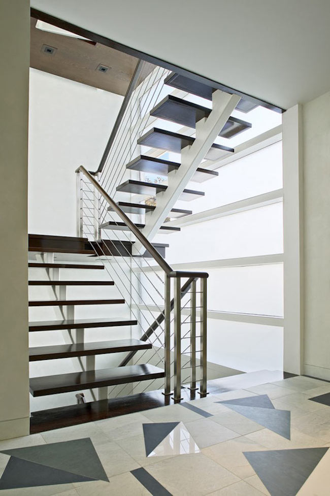 modern staircases design