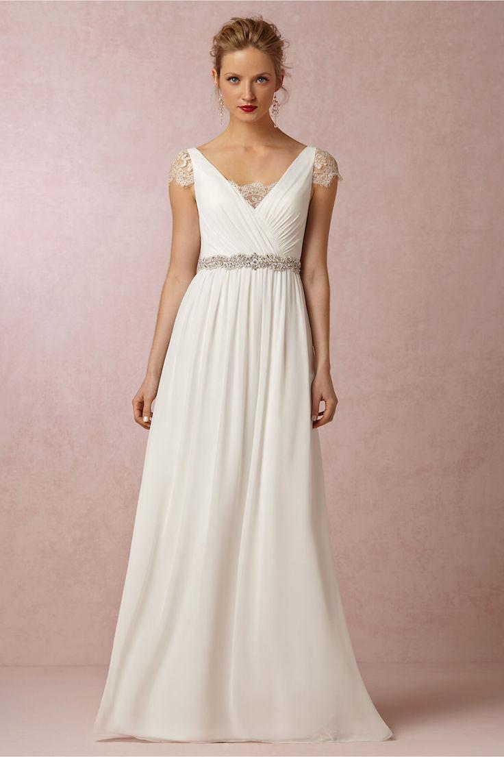 Incredible non-traditional wedding dresses