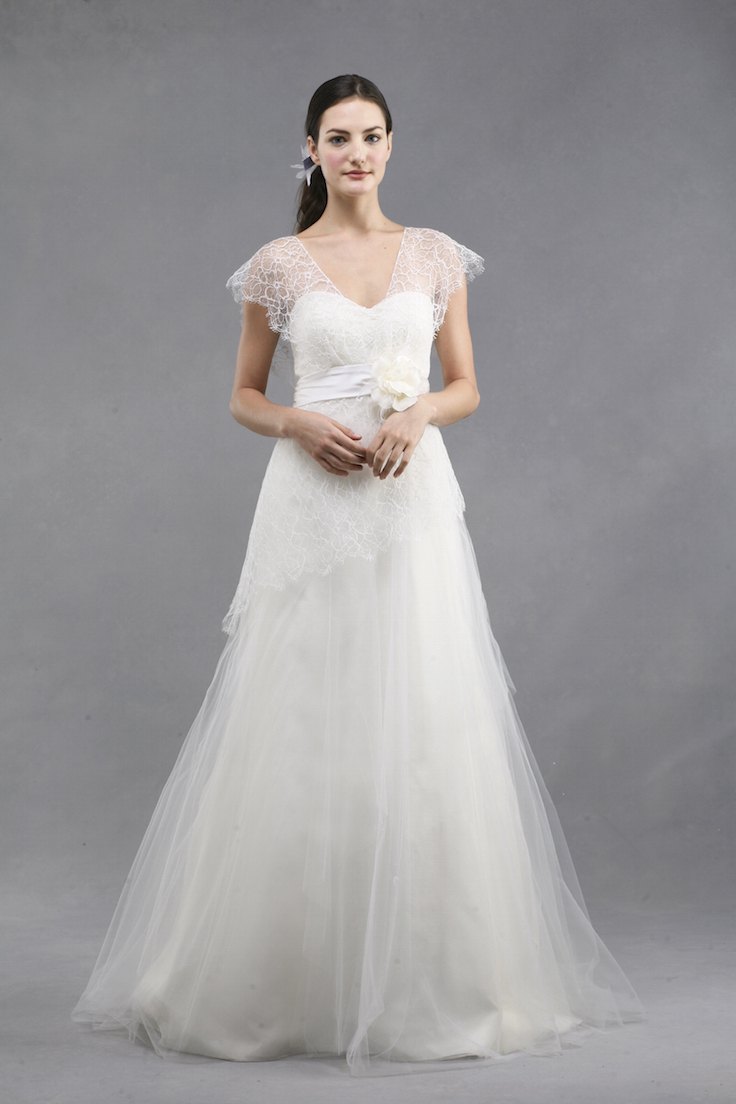 spring summer bridal gowns