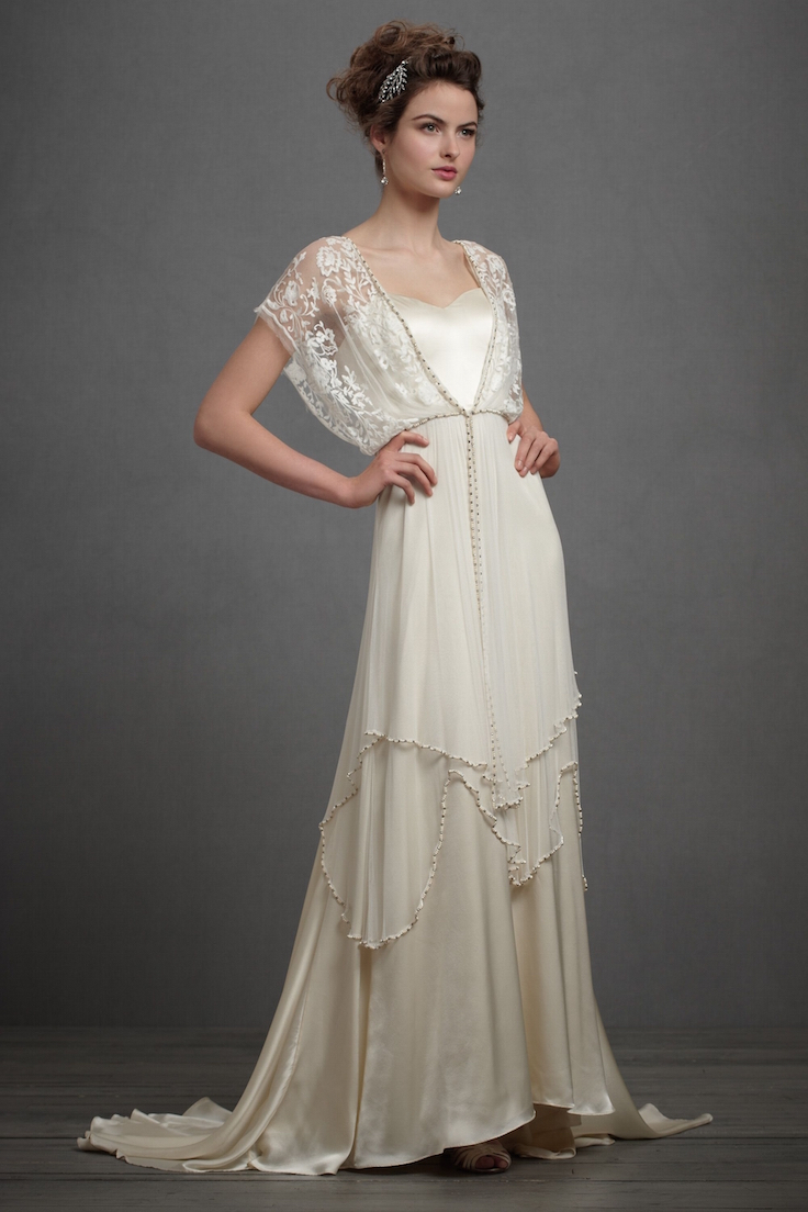 Unconventional Wedding Dresses For The Modern Bride Brit Co Non Traditional Wedding Dresses