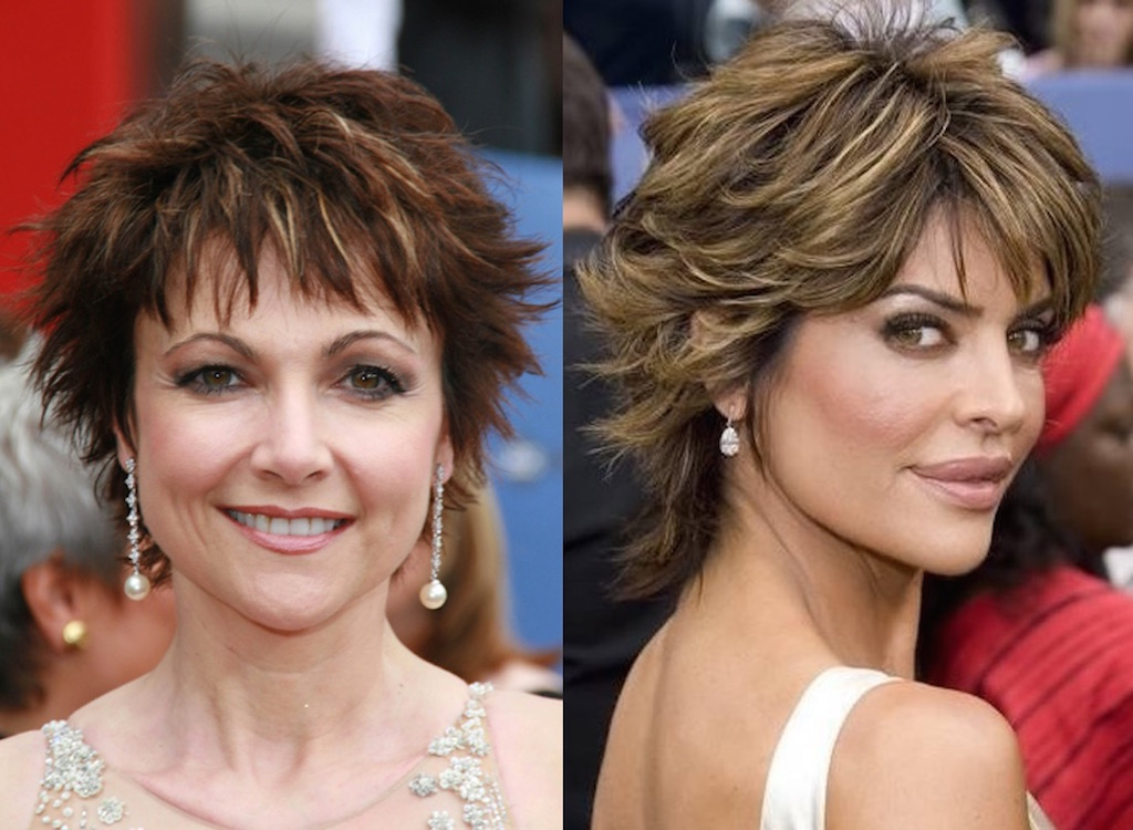 17 Short Shaggy Hairstyles For Women Over 50