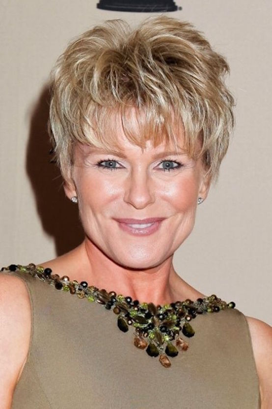 20 Short Hairstyles For Women Over 50 With Fine Hair - Feed ...