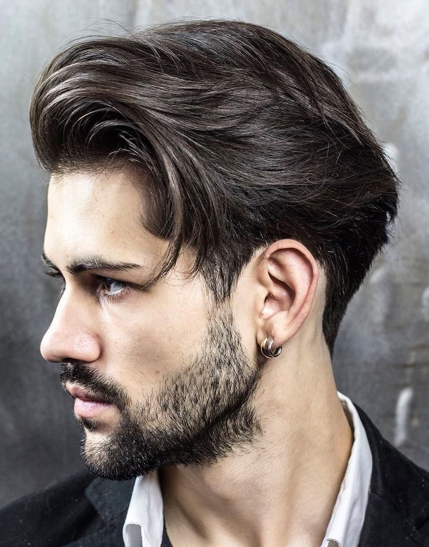 21 Medium Length Hairstyles For Men Feed Inspiration
