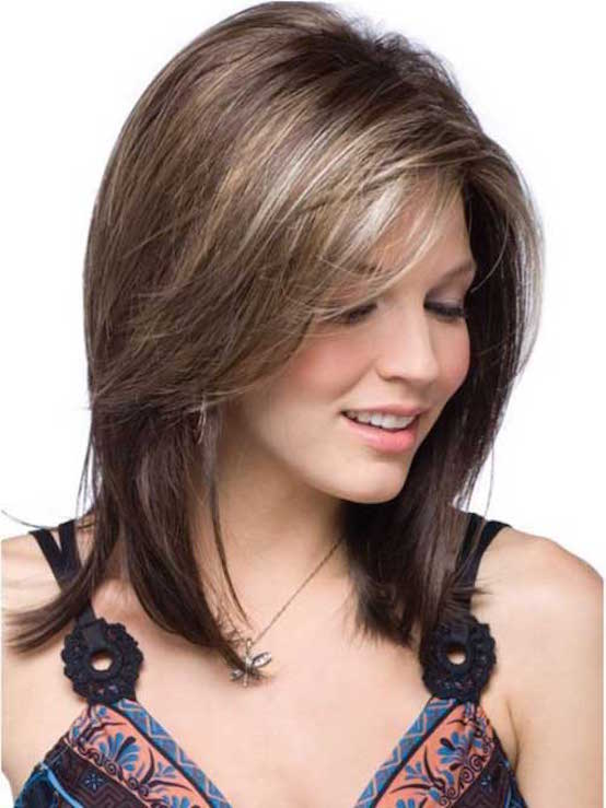 30 Mid Length Hairstyles Ideas For Women S Feed Inspiration