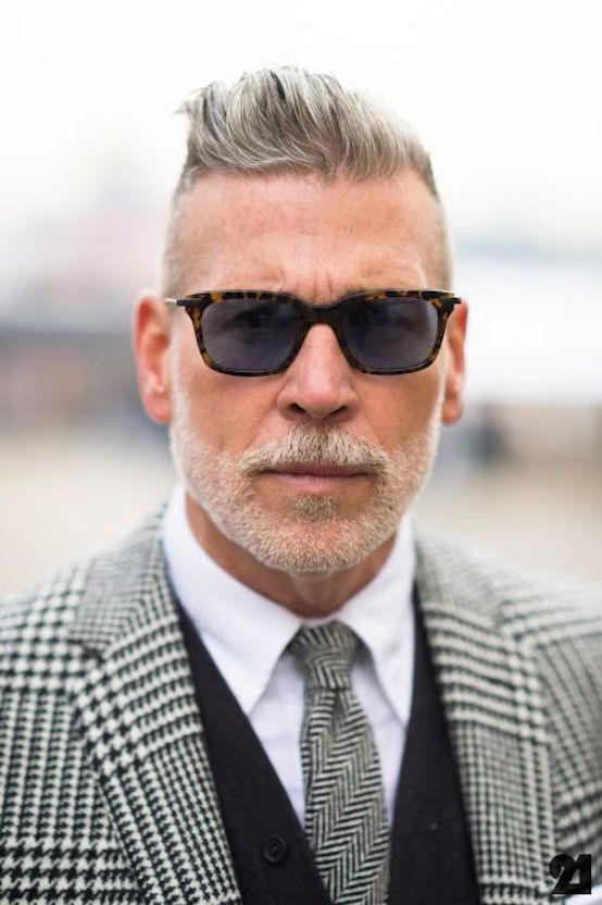 20 Amazing Hairstyles For Older Men Feed Inspiration