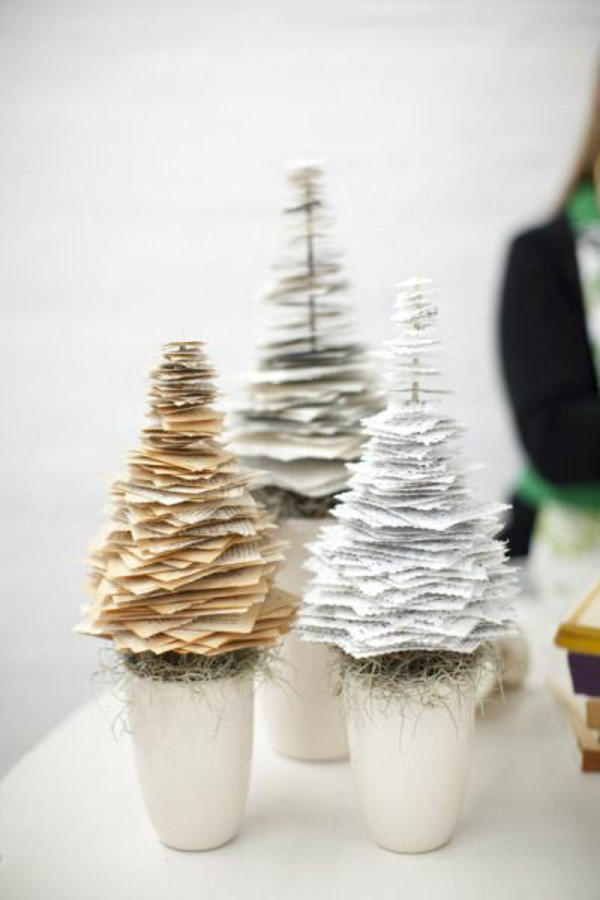 Modern Christmas decor diy