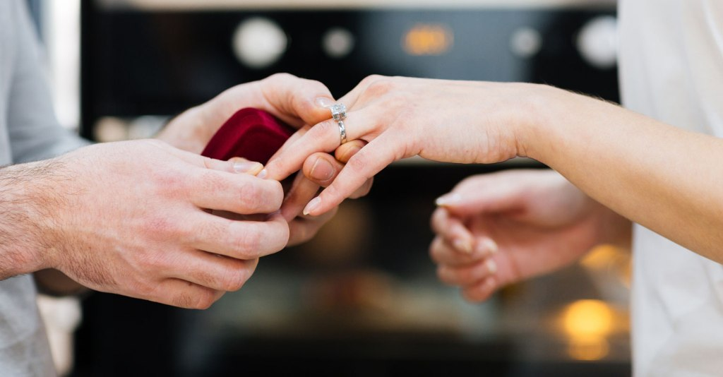 Get the Engagement Ring Appraised and Insured